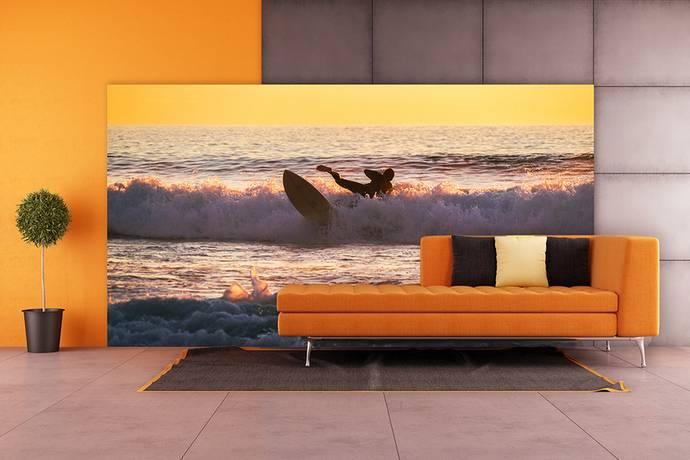 Surfer aluminium